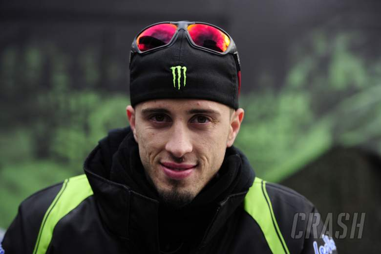 Dovizioso, French MotoGP 2012