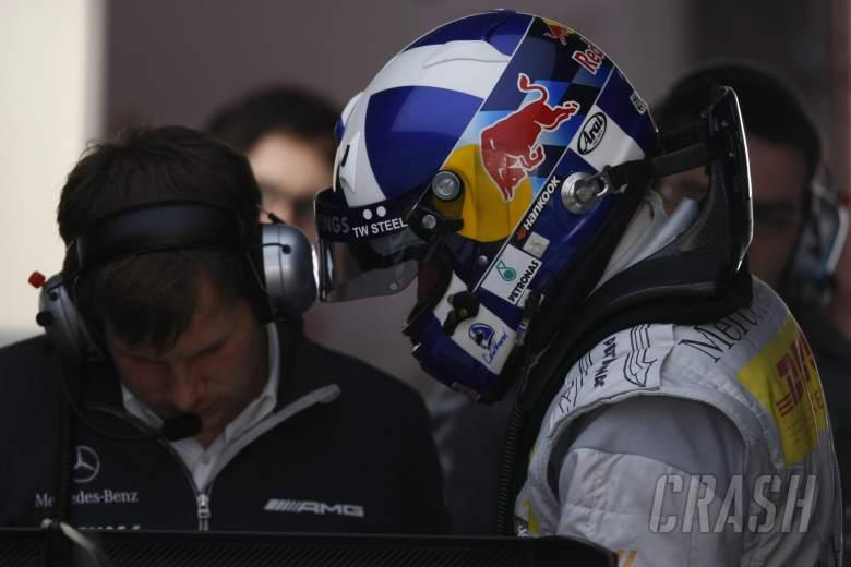 , - David Coulthard Mucke Mercedes