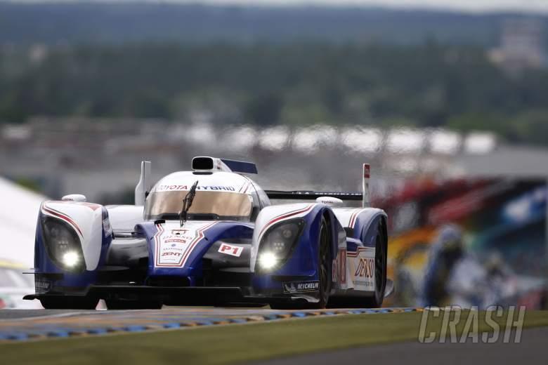 , - Anthony Davidson/Sebastien Buemi Toyota Racing Toyota TS 030 Hybrid