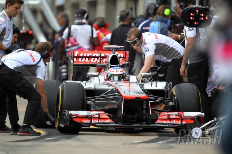 08.06.2012- Free Practice 1, Jenson Button (GBR) McLaren Mercedes MP4-27