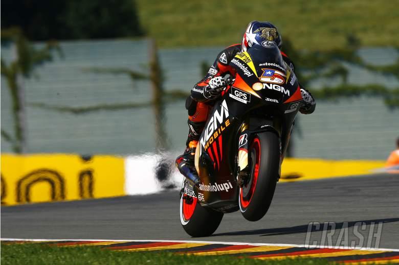 , - Edwards, German MotoGP 2012