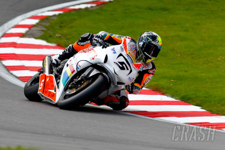 Ian Lowry Padgetts Racing - [picture credit: Ian Hopgood Photography.com]