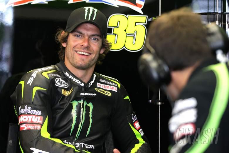 , - Crutchlow, Indianapolis MotoGP 2012