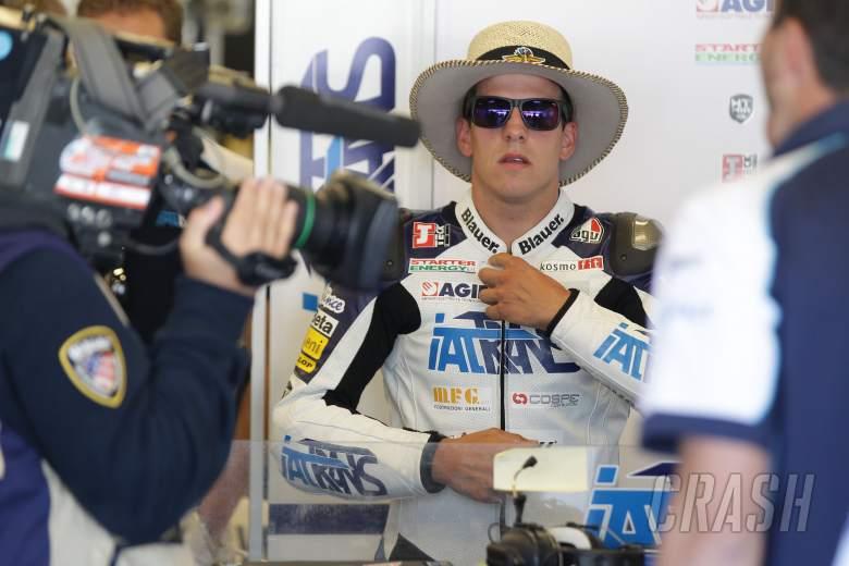 Corti, Indianapolis MotoGP 2012