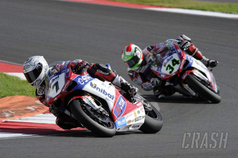 Checa, Russian WSBK Race 2 2012