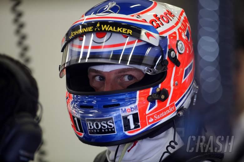 31.08.2012- Free Practice 1, Jenson Button (GBR) McLaren Mercedes MP4-27