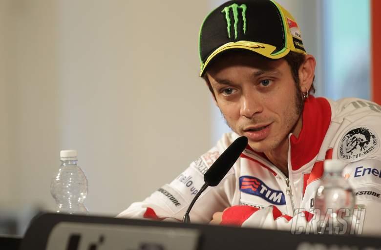 Rossi, San Marino MotoGP 2012
