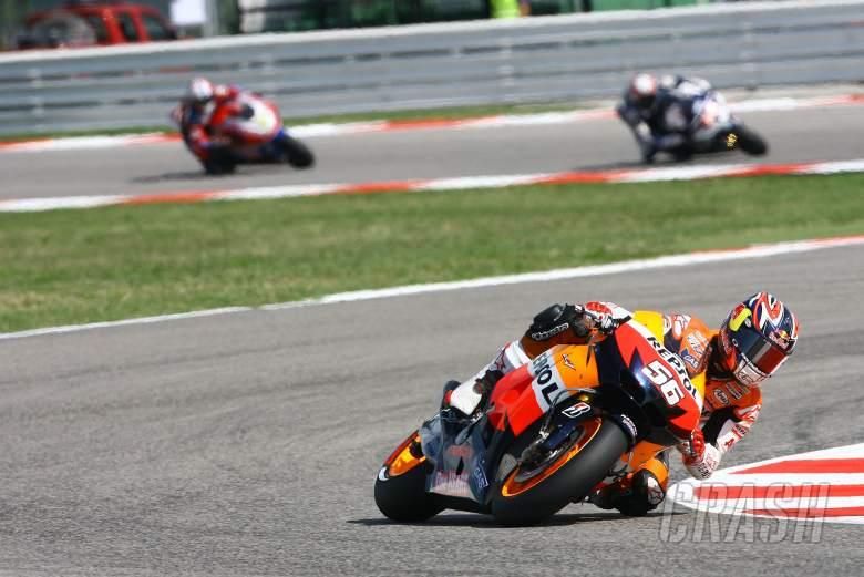 Jonathan Rea, San Marino MotoGP 2012