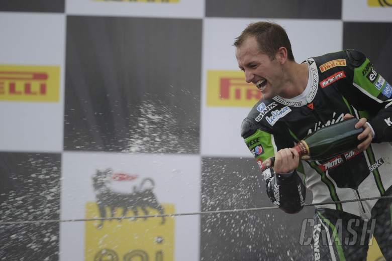 Sykes, French WSBK Race 2 2012