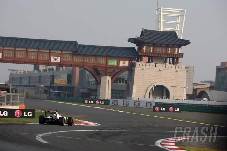 , - 14.10.2012- Race, Sergio Pérez (MEX) Sauber F1 Team C31