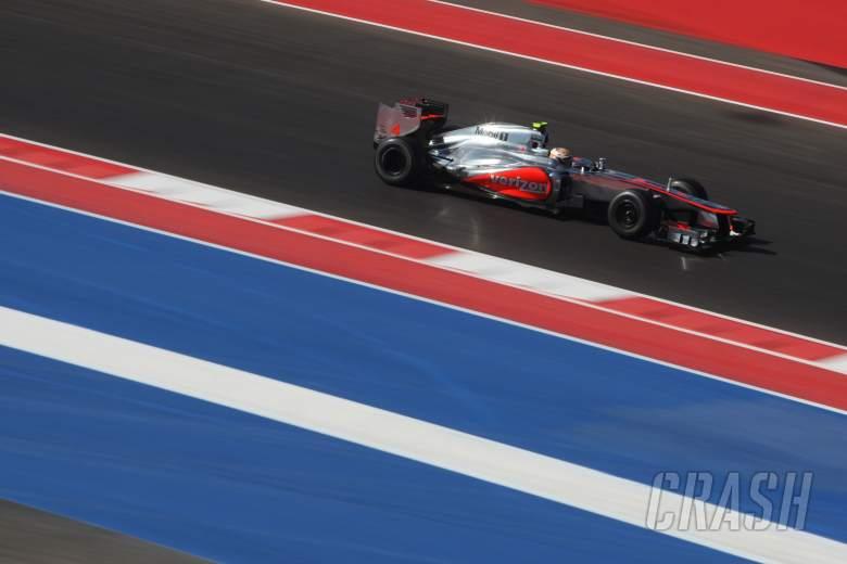 , - 16.11.2012 - Free practice 2, Lewis Hamilton (GBR) McLaren Mercedes MP4-27