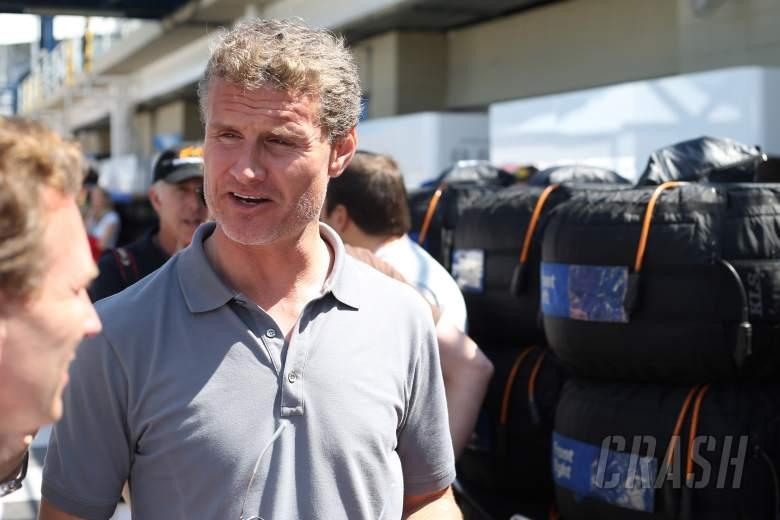 22.11.2012- David Coulthard (GBR)