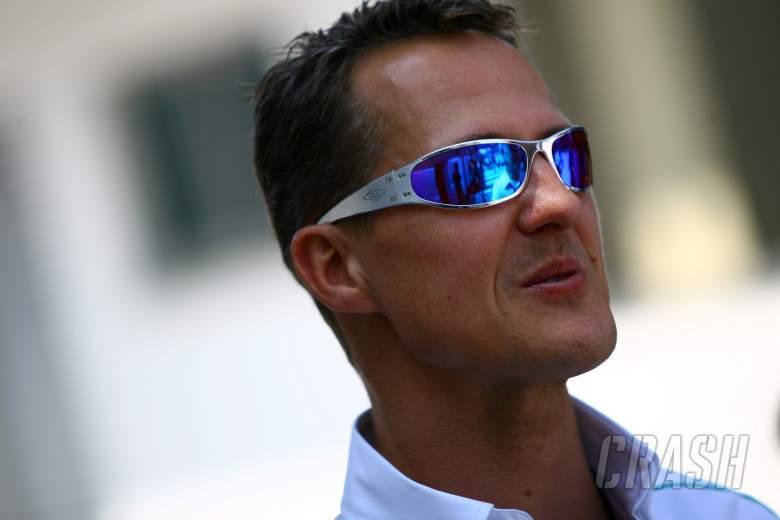 22.11.2012- Michael Schumacher (GER) Mercedes AMG F1 W03