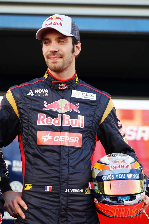 , - Jean-Eric Vergne (FRA) Scuderia Toro Rosso.
