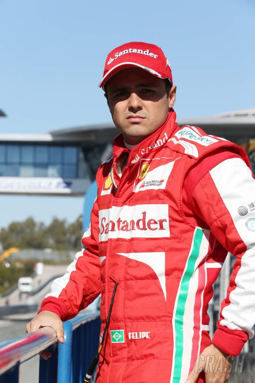 Felipe Massa (BRA) Ferrari.