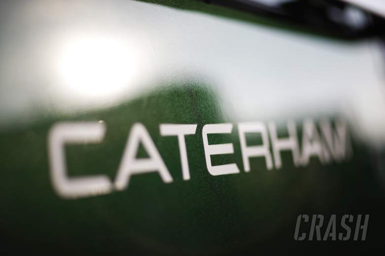 Caterham F1 Team logo.