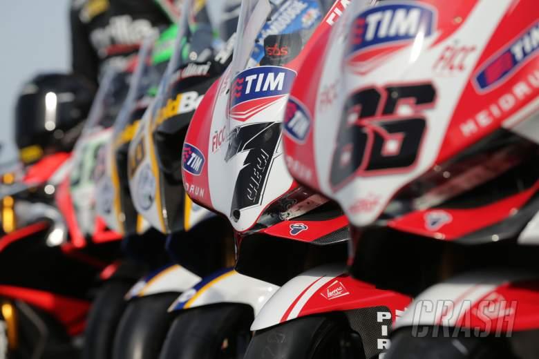 Checa's Ducati in WSBK line-up, Australian WSBK 2013