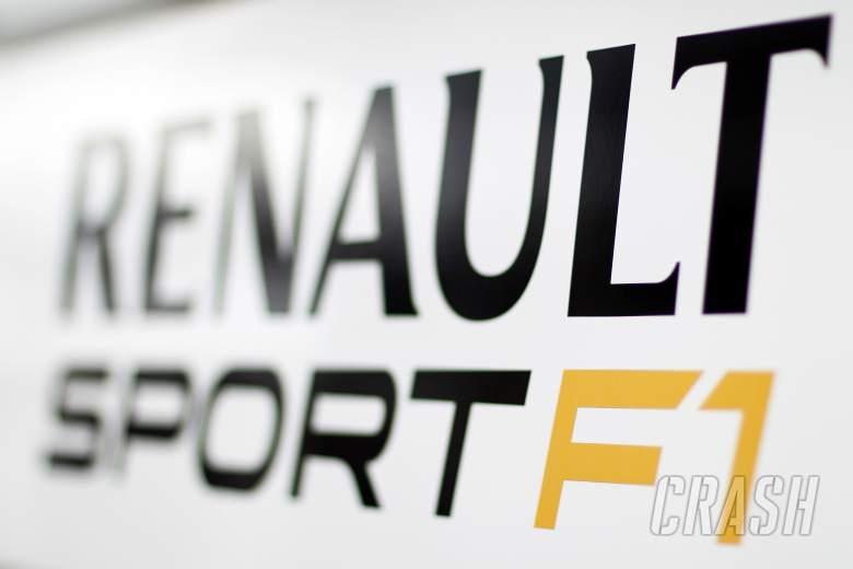 , - Renault Sport F1 logo.01.03.2013.