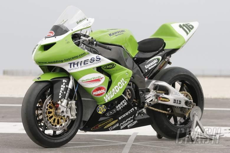 Brookes Joins Kawasaki Bertocchi World Superbikes News