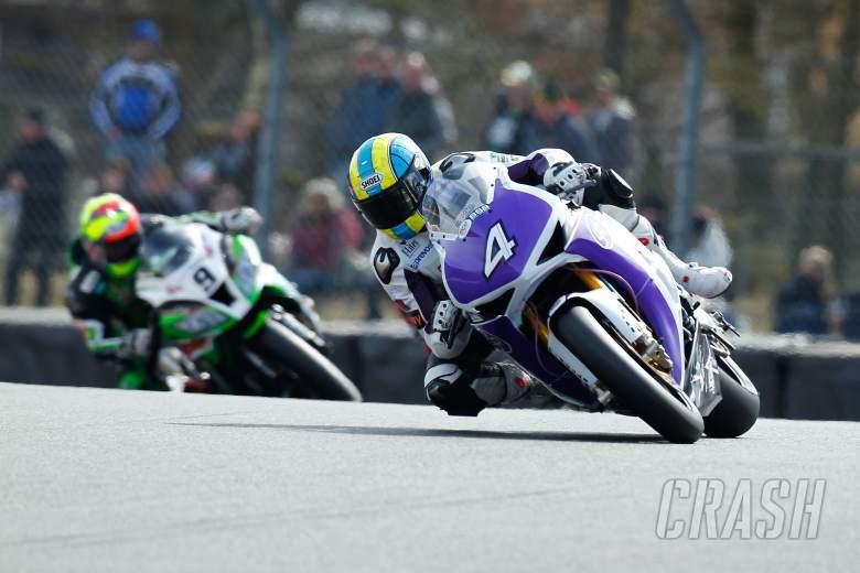 Dan Linfoot Lloyds British GB Moto Honda - Ian Hopgood Photography