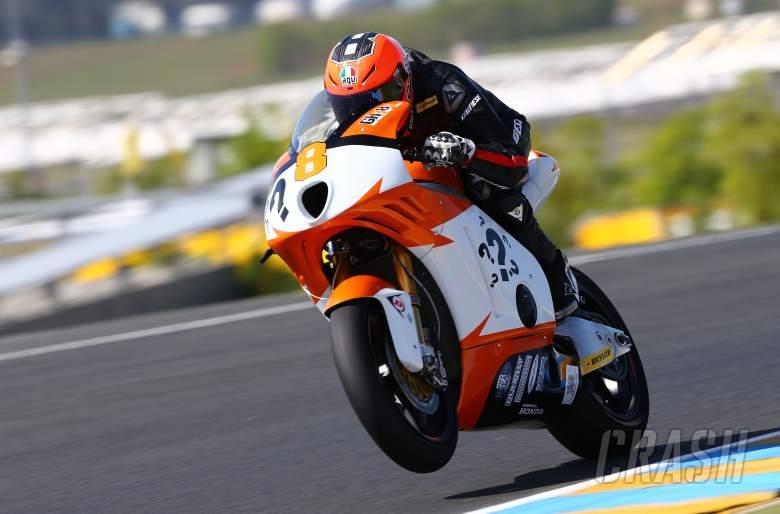 , - Gino Rea, Moto2, French MotoGP 2013