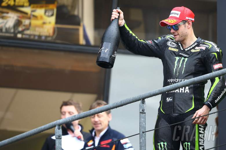 , - Crutchlow, French MotoGP 2013