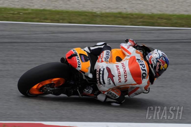 , - Pedrosa, Italian MotoGP 2013