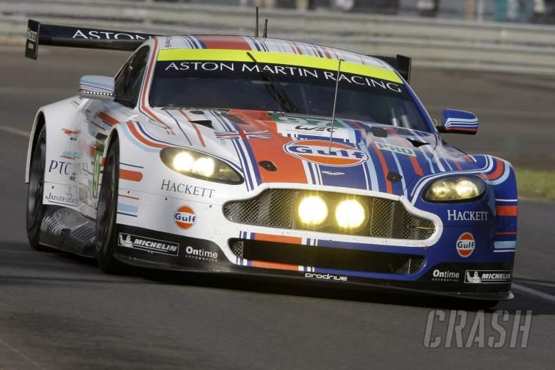 Darren Turner / Stefan Mucke / Peter Dumbreck Aston Martin Racing Aston Martin Vantage V8