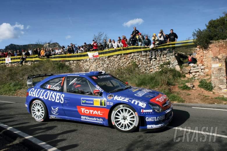 , - Sebastien Loeb / Daniel Elena - Kronos Citroen Xsara WRC