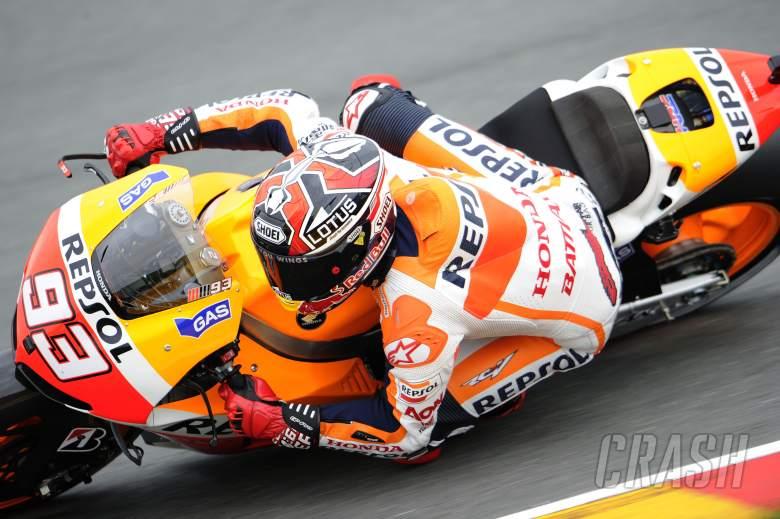 Marquez, German MotoGP 2013
