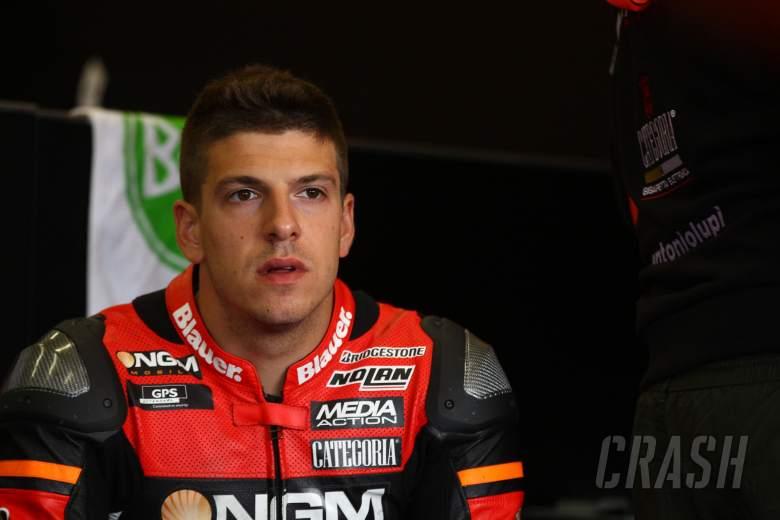 Corti, German MotoGP 2013