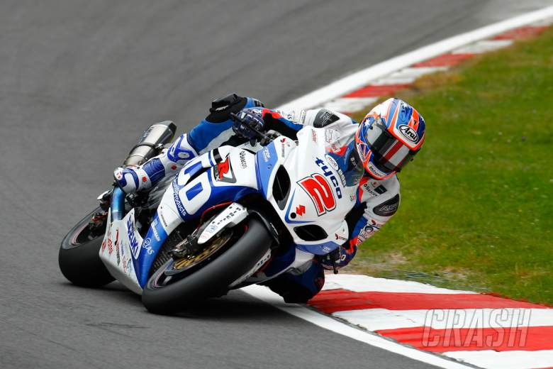 Josh Brookes Tyco Suzuki - picture credit Ian Hopgood Photography