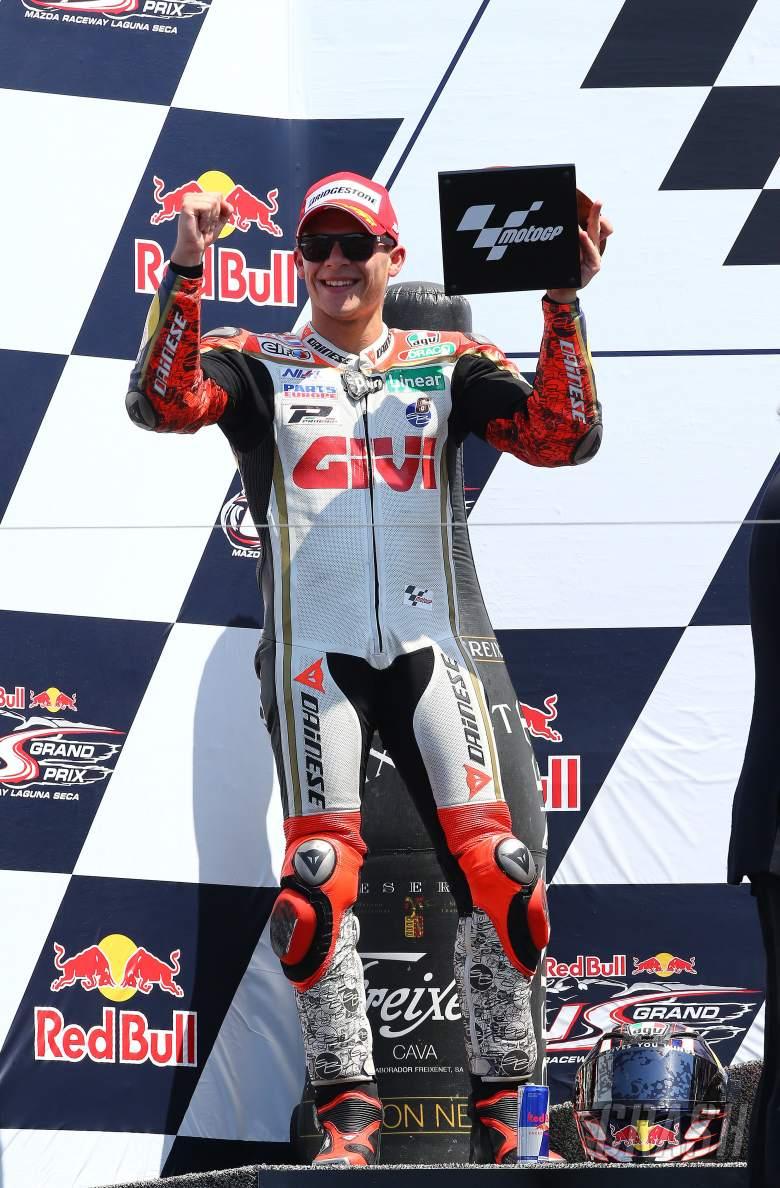 , - Bradl, U.S. MotoGP 2013