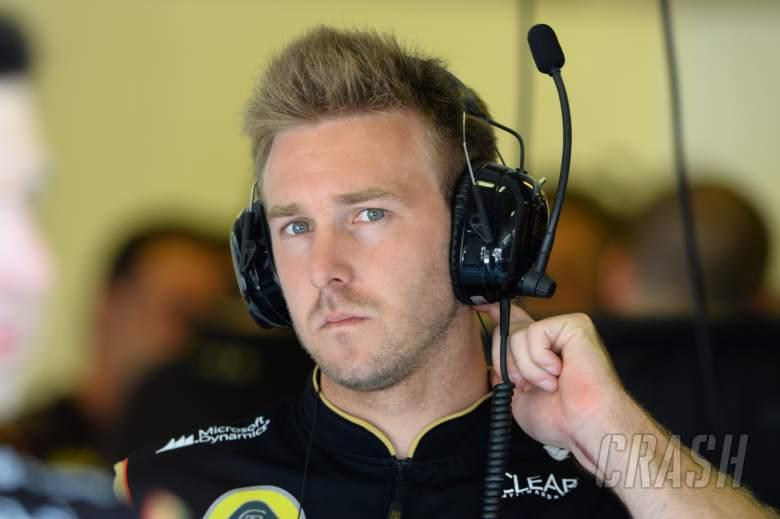 26.07.2013- Davide Valsecchi (ITA) Lotus F1 Team E21 3rd driver