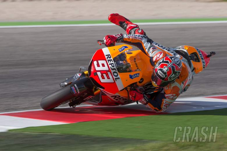 MotoGP Images: Marquez on the edge - Part 1 | News | Crash