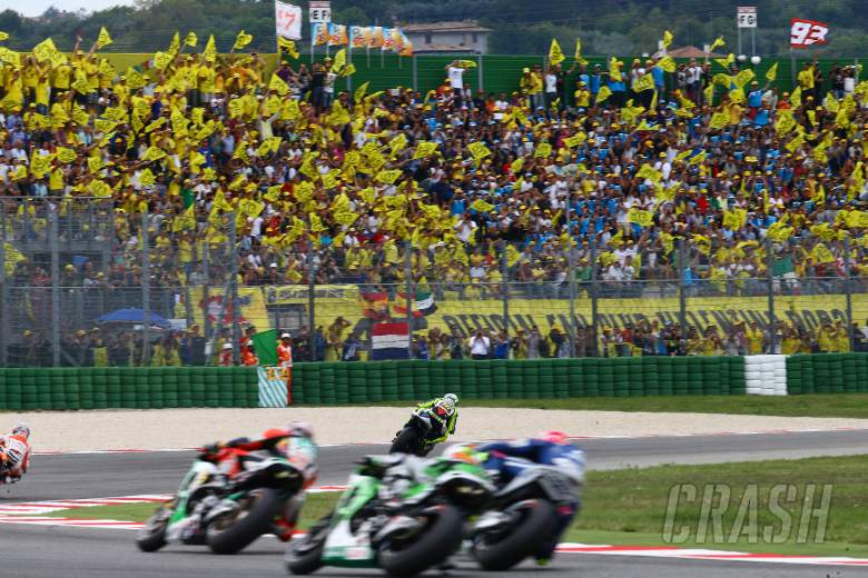 , - Rossi fans, San Marino MotoGP 2013