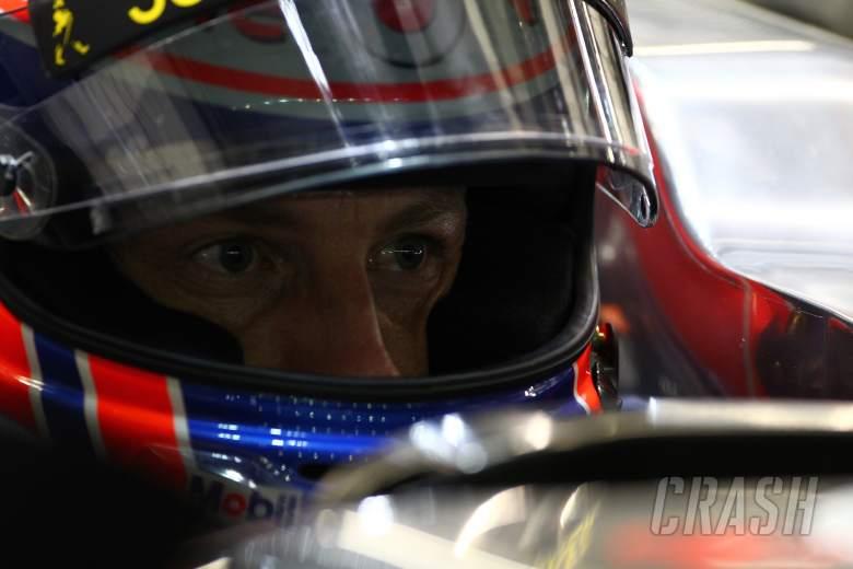 20.09.2013- Free Practice 2, Jenson Button (GBR) McLaren Mercedes MP4-28