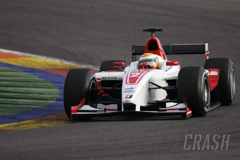 2006 GP2 Series, Rd 1, Circuit de la Comunitat Valenciana Ricardo Tormo, Valencia, Spain, 7th-9th Ap