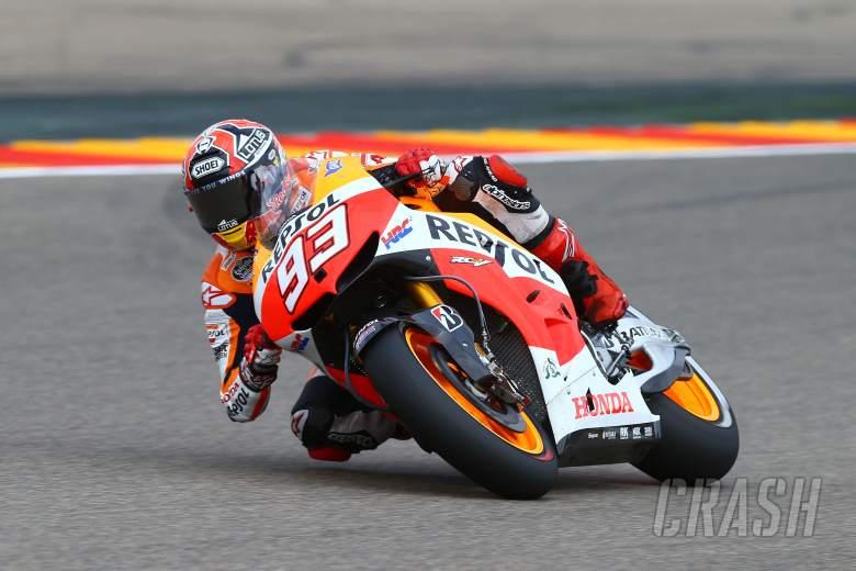 Marquez, Aragon MotoGP 2013
