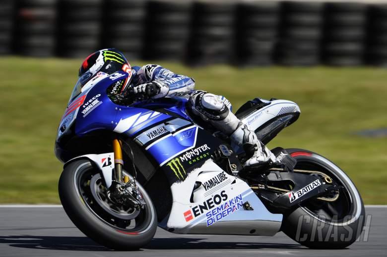 , - Lorenzo, Australian MotoGP 2013