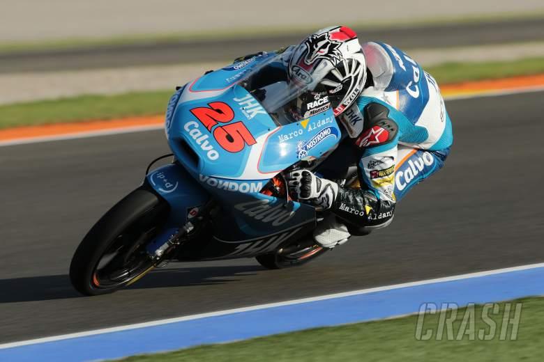 Vinales, Moto3, Valencia MotoGP 2013