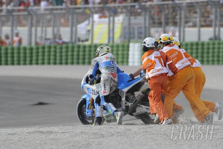 Pol Espargaro, Valencia Moto2 Race 2013