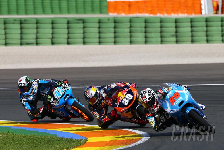 Vinales, Moto3 race, VAlencia MotoGP 2013