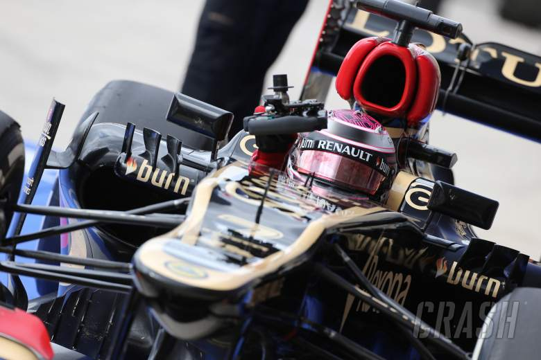16.11.2013- Qualifying, Heikki Kovalainen (FIN) Lotus F1 Team E21
