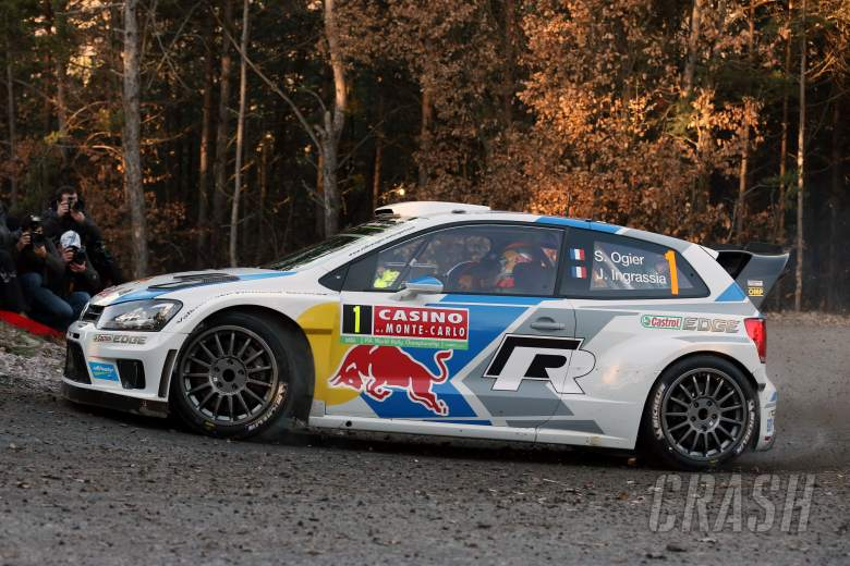 Sebastien Ogier (F) Julien Ingrassia (F), Volkswagen Polo R, Volkswagen Motorsport