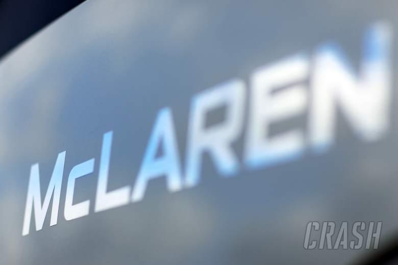 McLaren logo.29.01.2014. Formula One Testing, Day Two, Jerez, Spain.