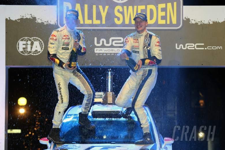 , - Jari-Matti Latvala, Miikka Anttila (Volkswagen Polo WRC #7, Volkswagen Motorsport)