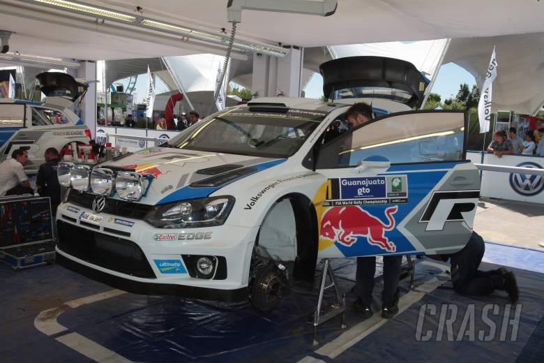 : Sebastien Ogier, Julien Ingrassia (Volkswagen Polo WRC #8, Volkswagen Motorsport)