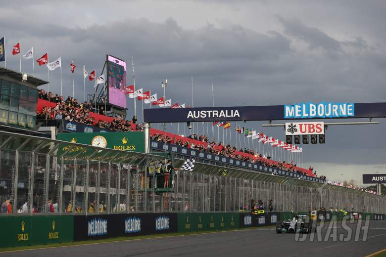 , - 16.03.2014- Race, Nico Rosberg (GER) Mercedes AMG F1 W05 race winner
