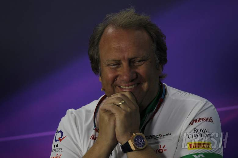 04.04.2014- Friday Press Conference, Robert Fernley (GBR) Sahara Force India F1 Team Deputy
